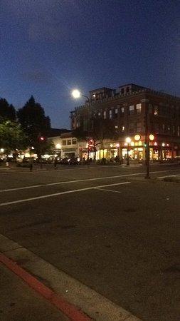 University of California, Berkeley: Streets near the school