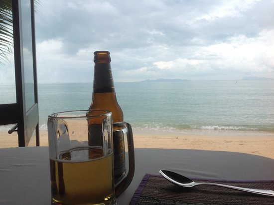 Lipa Noi, Thailand: lipa lodge liquid lunch lush.