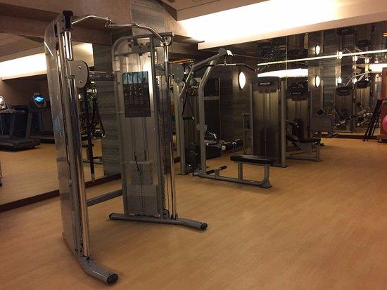 Jiaxing, Chine : Gym 1...