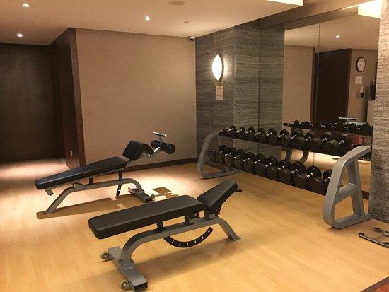 Jiaxing, الصين: Gym 4...
