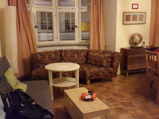 Nepomuks B&B Backpackers Hostel Innsbruck Aufnahme