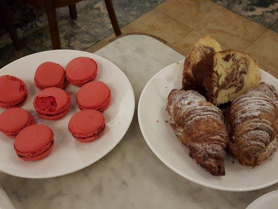 Nepomuks B&B Backpackers Hostel Innsbruck: Los mejores macarons