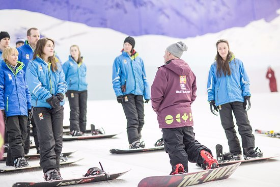 Corporate events - Chill Factore, Manchester