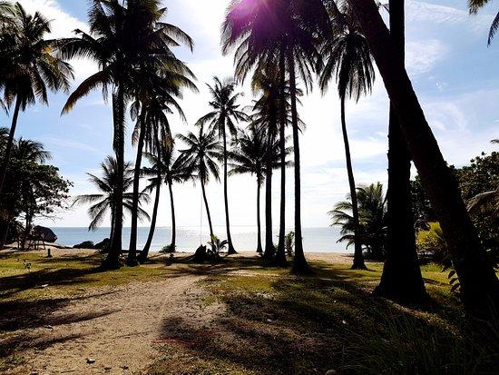 Hat Sadet Beach: Accesso alla spiaggia