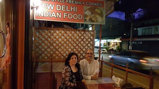 New Delhi Indian Food