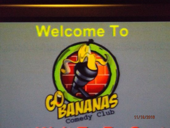 ‪Go Bananas Comedy Club‬