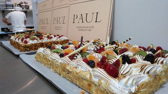 Saint-Martin-d'Heres, ฝรั่งเศส: Boulangerie PAUL - Pâtisserie - Restauration - Salon de thé - Saint martin d'hères - SMH
