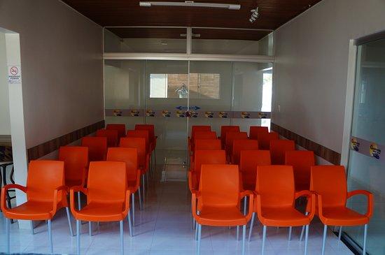Caceres, MT: Auditório