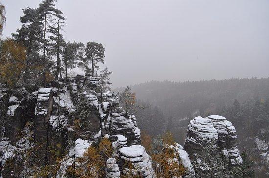 Jicín, República Checa: Чешский рай
