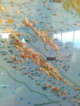 Picture of Kornati National Park Kornati Islands National Park