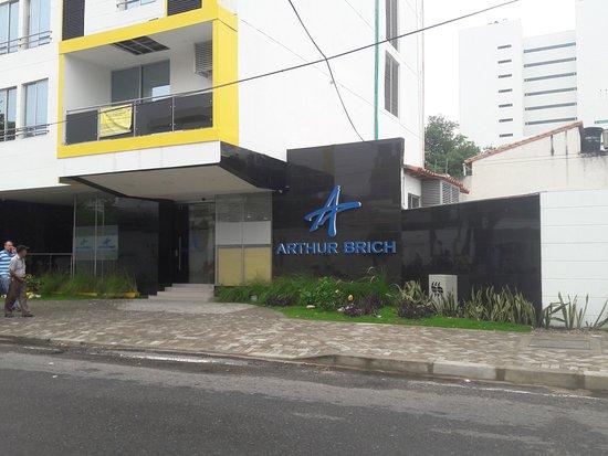 Hotel Arthur Brich