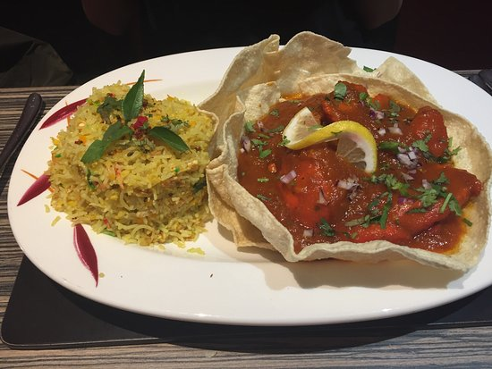 Ivybridge, UK: Top Curry
