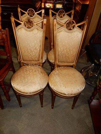 Bethlehem, كونيكتيكت: Vintage Victorian Chairs (set of 4)