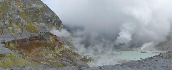 Whakatane, Nieuw-Zeeland: White Island