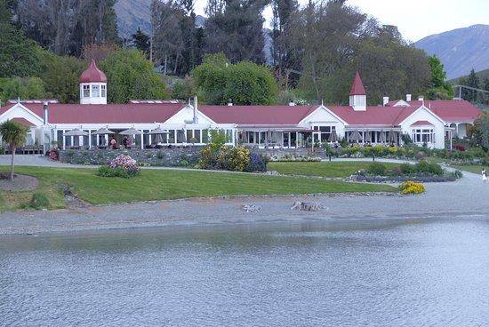Queenstown, New Zealand: Colonel's Homestead Restaurant