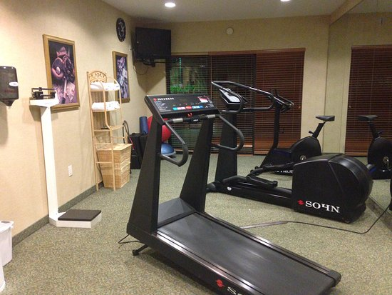 Holiday Inn Express Hotel & Suites - Veteran's Expressway: Fitness Center