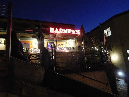 Barney's Gourmet Hamburgers Bild