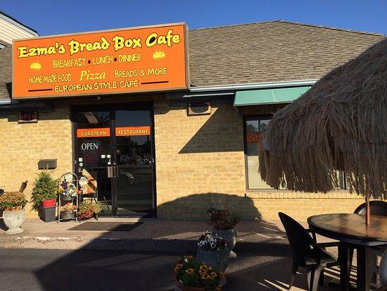 Bread Box Cafe Virginia Beach Menu