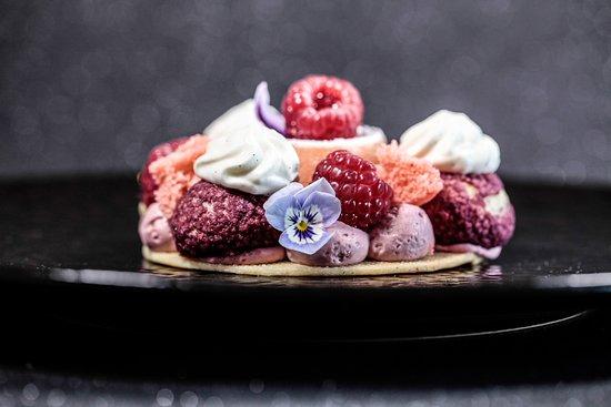 Иль-де-Франс, Франция: Dessert du 1 Place Vendôme