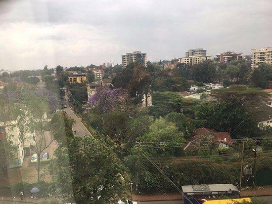 BEST WESTERN PREMIER Nairobi: Room View i really loved it