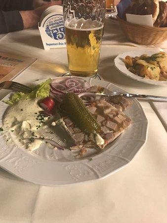 Типичная баварская пивная