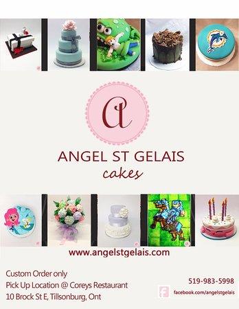Tillsonburg, Canada: Angel St Gelais Cakes