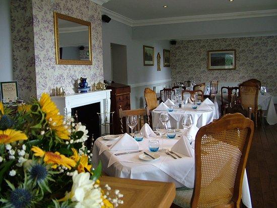 Healing Manor Hotel: The Portman Restaurant