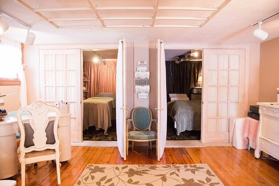 Marshall, MI: Our upstairs getaway for spa services