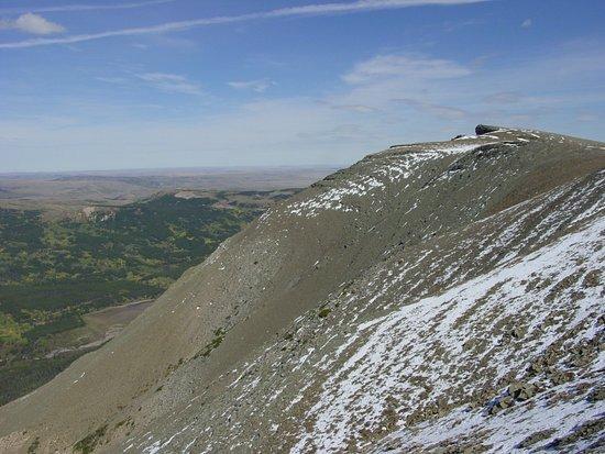 Bilde fra West Glacier