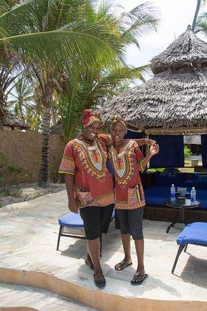The Palms: Fabulous staff