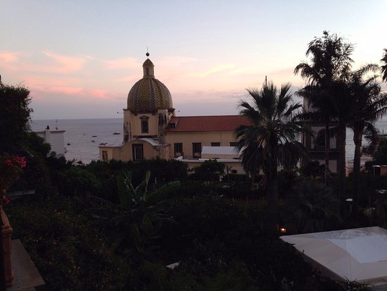 Hotel Palazzo Murat: view from room