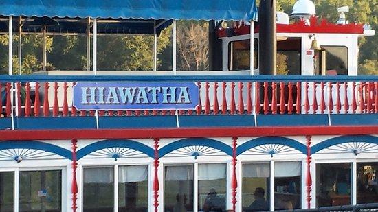 Hiawatha Riverboat Tours Williamsport Pa