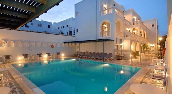 blue sky hotel santorin fira voir les tarifs 25 avis et 142 photos tripadvisor. Black Bedroom Furniture Sets. Home Design Ideas