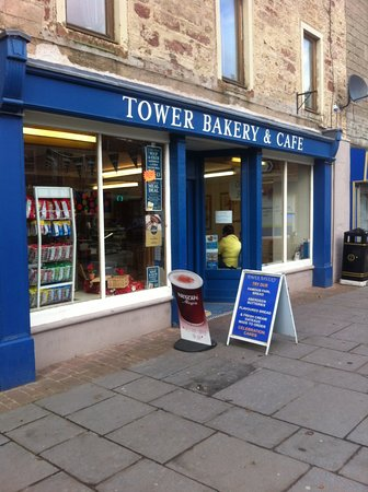 Tower bakery & cafe - Coupar Angus