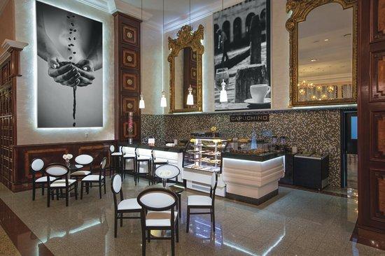 Hotel Riu Palace Las Americas: Capuchino
