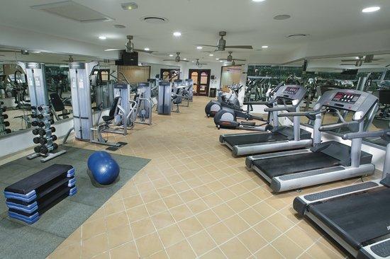 Hotel Riu Palace Las Americas: Gym