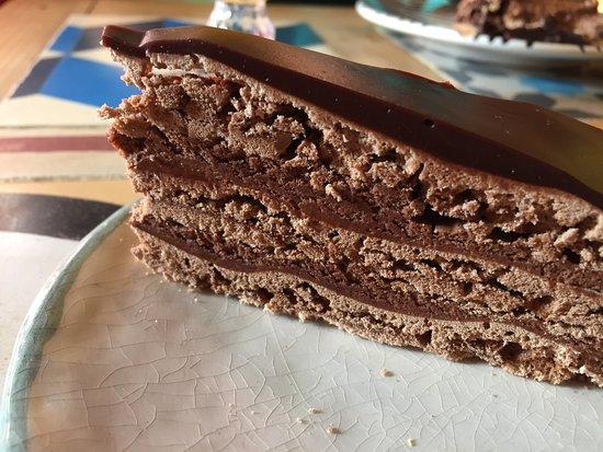 Tarta De Chocolate Picture Of La Mejor Tarta De Chocolate Del Mundo Madrid Tripadvisor