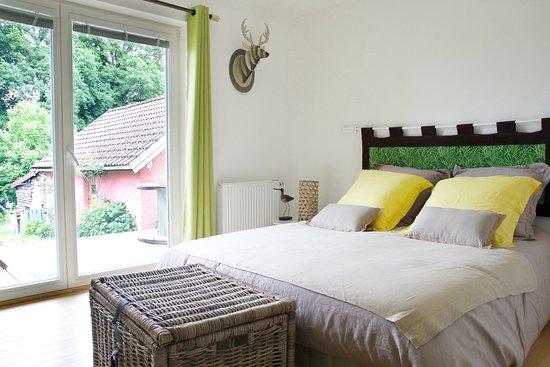 Chambre Terre Souffle Nature Montenois Picture Of Chambres D