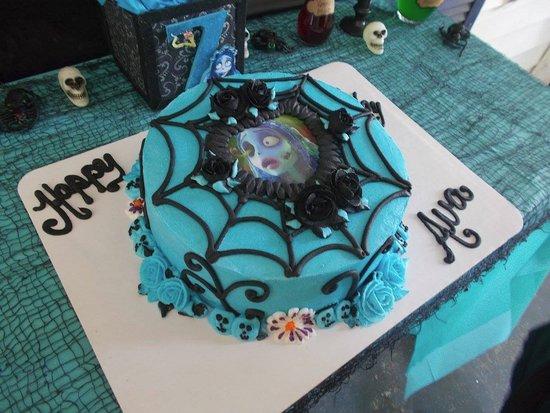 Corpse Bride Birthday Cake Picture of Cake Lady Gruetli Laager