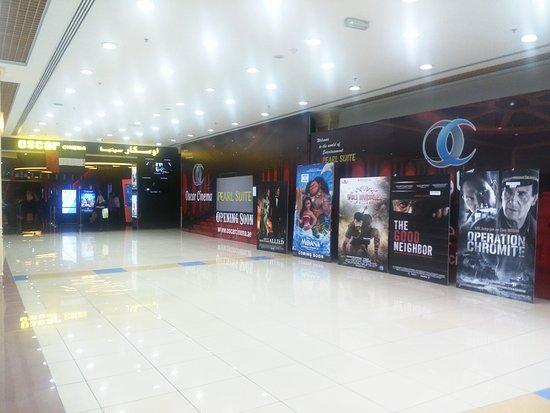 Oscar Cinema