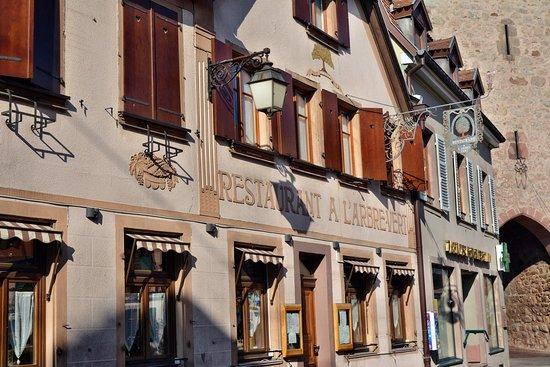 Dambach-la-Ville, France: Aussenansicht