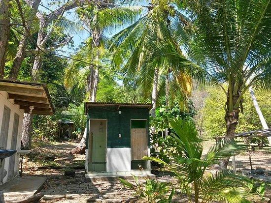 Province of Puntarenas, Costa Rica: Duchas y servicios sanitarios