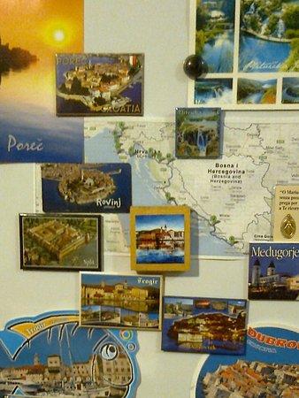 Tisno, Croacia: .. per una fantastica vacanza!