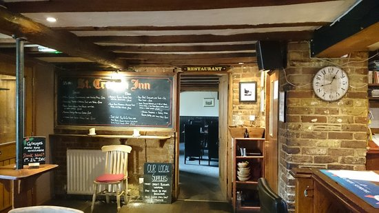 Worth, UK: The St Crispin Inn