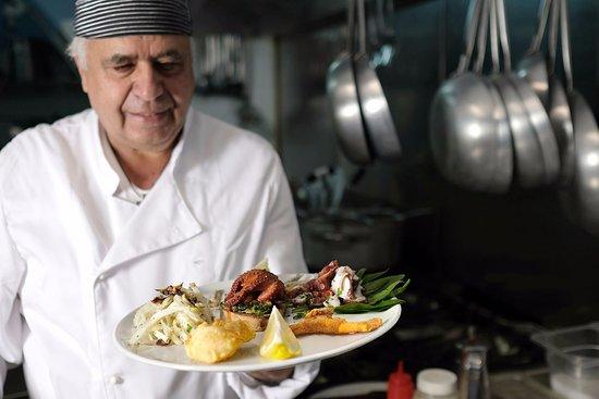 Ristorante L'Approdo: Lo chef