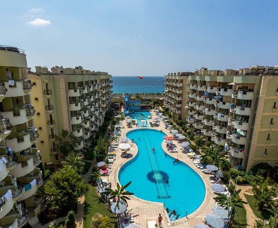 may garden club hotel bewertungen fotos preisvergleich With katzennetz balkon mit may garden hotel alanya