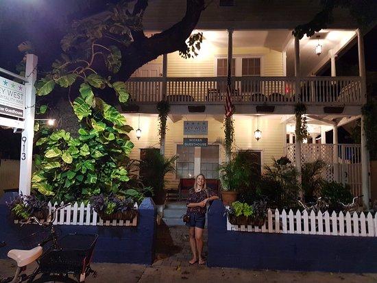 Chelsea House Hotel In Key West: Hotel Chelsea House In Key West