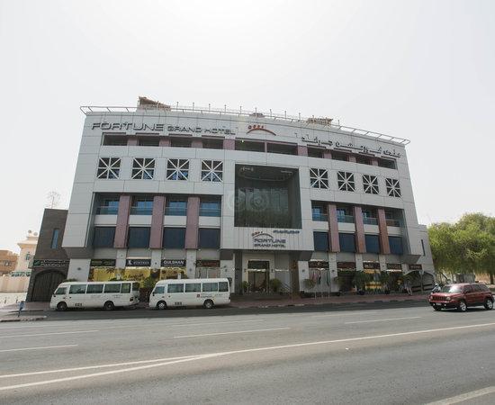Fortune grand hotel dubai f renade arabemiraten for Fortune boutique hotel deira dubai