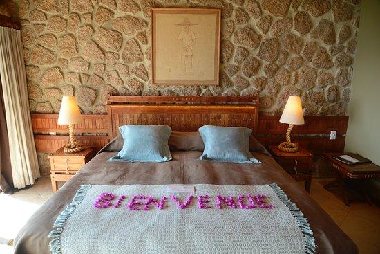 Le Chateau de Feuilles: Bienvenue...