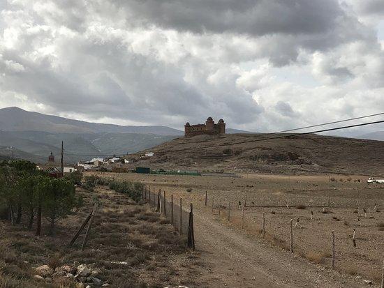 La Calahorra, Spanien: castelo